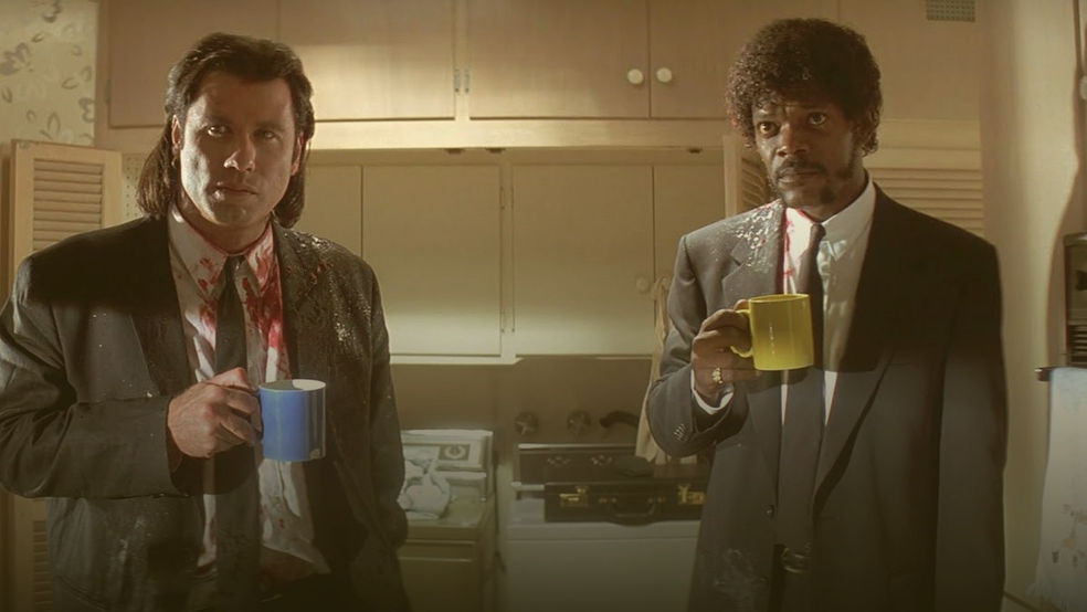 Pulp Fiction 1994 Quickpeekz